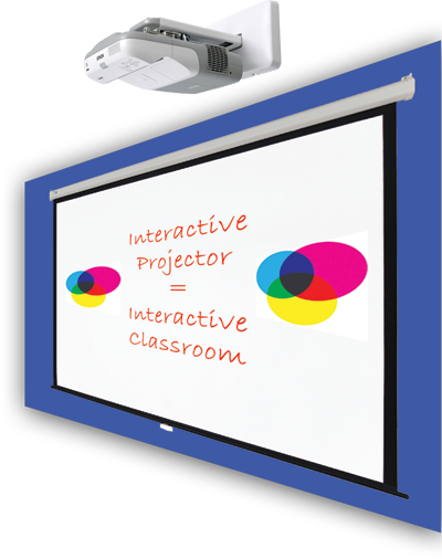 Epson Brightlink Interactive Classrooms