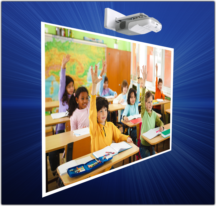 Interactive Classrooms Built on a Network You Can Trust!